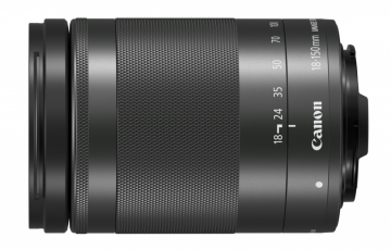 Canon EF-M 18-150 mm f/3.5-6.3 IS STM - Cashback do 260 zł