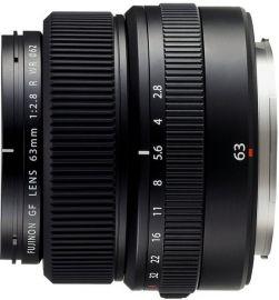 FujiFilm GF 63 mm f/2.8 WR