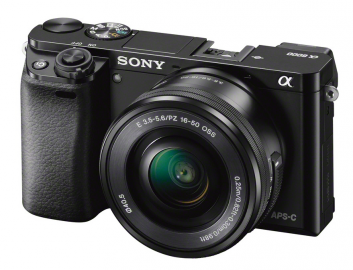 Sony A6000 (ILCE6000) + ob. 16-50 f/3.5-5.6 czarny