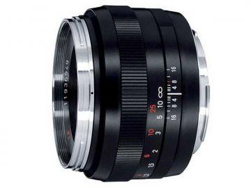 Carl Zeiss Planar 50 mm f/1.4 T ZE / Canon