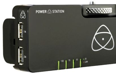 Atomos Power Station Video