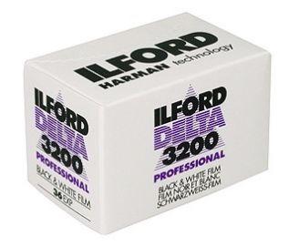 Ilford DELTA 3200 /120