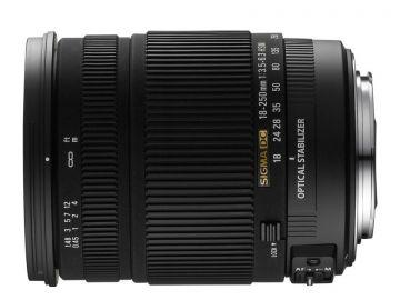 Sigma 18-250 mm f/3.5-f/6.3 DC OS HSM Macro/ Canon