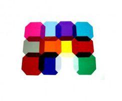 Bowens zestaw filtrów BW2364 12 szt. do Maxilite 23,5x23,5cm