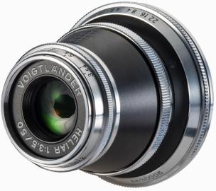 Voigtlander HELIAR 50 MM f/3.5 / Leica M