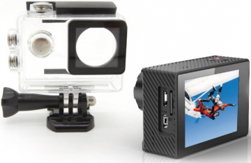 Easypix kamera sportowa Black Hawk 4K Ultra HD