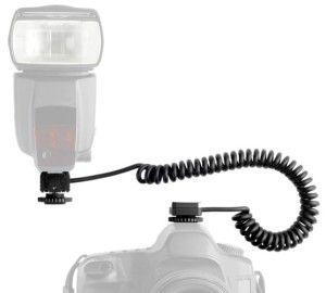 Delta MeiKe Kabel synchronizacyjny TTL do aparatów i lamp Olympus