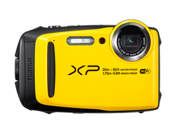 FujiFilm XP120 Żółty