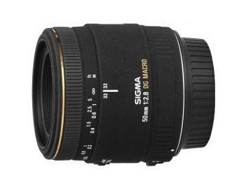 Sigma 50 mm f/2.8 DG EX MACRO / Pentax