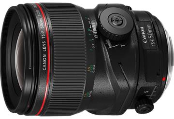 Canon TS-E 50 mm f/2.8L MACRO