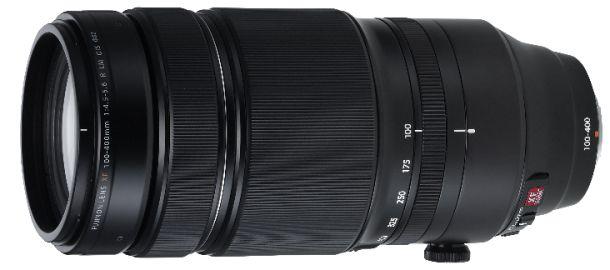 FujiFilm Fujinon XF 100-400 mm f/4.5-5.6 R LM OIS WR