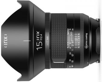 Irix 15 mm f/2.4 Firefly / Nikon F