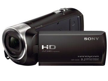 Sony HDR-CX240E czarna