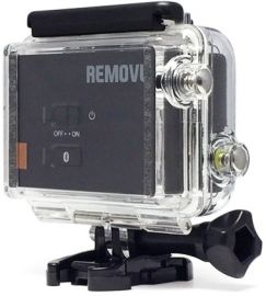 Removu Drzwiczki Extension Backdoor do obudowy typu Dive do kamer GoPro Hero 3/3+/4