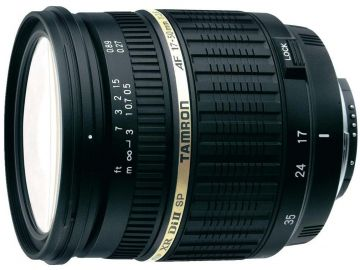 Tamron 17-50 mm f/2.8 SP Di II XR LD ASL IF / Canon