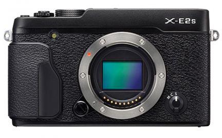 FujiFilm X-E2S body czarny + torba Case Logic TBC-406 + karta Sandisk 16 GB 80MB/s GRATIS