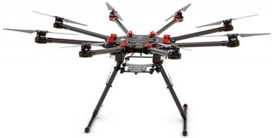 DJI Octocopter S1000+premium rama