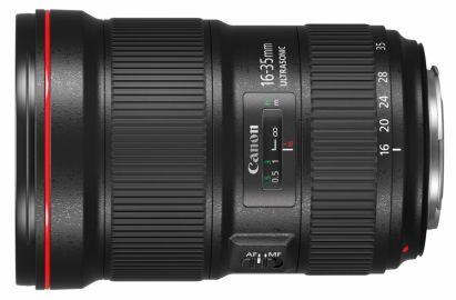 Canon 16-35 mm f/2.8L EF USM III Raty 12x0%!