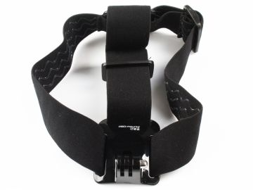 PRO-mounts Opaska na głowę HeadStrap MOUNT+