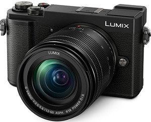 Panasonic LUMIX DC-GX9 + ob. 12-60 POWER O.I.S.