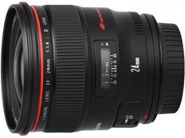 Canon 24 mm f/1.4L II EF USM - Raty 12x0%! - Cashback 860 zł przy zakupie z aparatem!