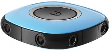 Vuze Kamera 360 stopni niebieska