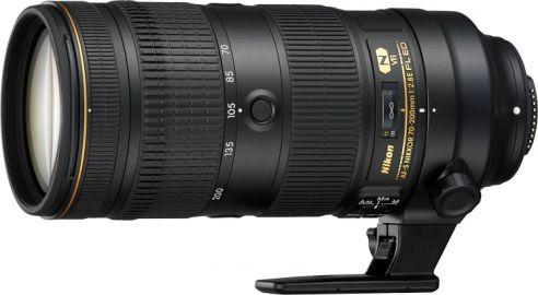 Nikon AF-S 70-200 mm f/2.8E FL ED VR - Cashback 650zł