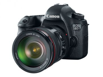 Canon EOS 6D + ob. 24-105 mm f/4.0L EF IS USM CASHBACK