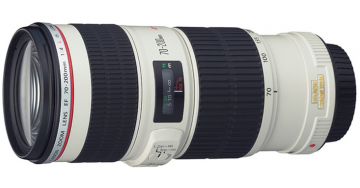 Canon 70-200 mm f/4.0 L EF IS USM