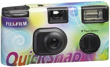 FujiFilm 1 Fujifilm Quicksnap Flash 27