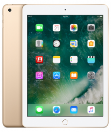 Apple iPad Wi-Fi + Cellular 128GB złoty