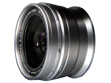 FujiFilm WCL-X100 srebrny