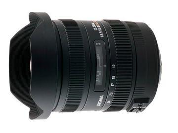 Sigma 12-24 mm f/4.5-f/5.6 DG HSM II / Canon