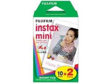 FujiFilm Colorfilm Instax mini Glossy (10x2/PK)