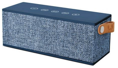 Fresh`n Rebel Bluetooth rockbox brick fabrick edition niebieski