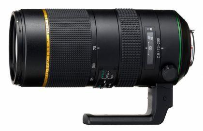 Pentax 70-200 mm F2.8 ED DC AW