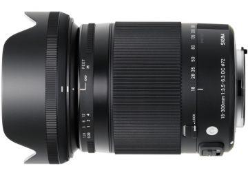 Sigma C 18-300 mm f/3.5-f/6.3 DC Macro HSM / Pentax