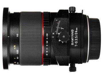 Samyang T-S 24 mm f/3.5 ED AS UMC / Pentax