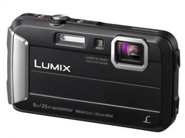 Panasonic Lumix DMC-FT30 czarny