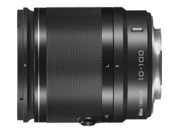 Nikon 1 Nikkor 10-100 mm f/4.0-5.6 VR czarny