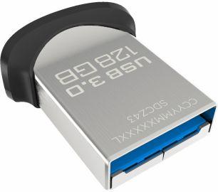 Sandisk Cruzer Ultra Fit 128 GB 150MB/s USB 3.0