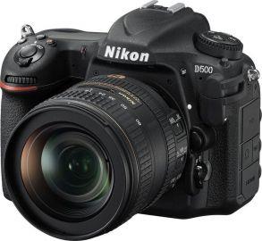 Nikon D500 + AF-S DX 16-80VR - Wymień stare na nowe i odbierz 750 zł rabatu