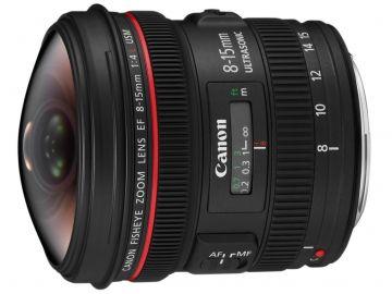 Canon 8-15 mm f/4.0 EF L USM - Cashback 645 zł przy zakupie z aparatem!