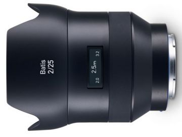 Carl Zeiss Batis 25 mm f/2.0 do Sony FE