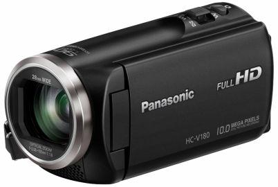 Panasonic HC-V180EG czarna