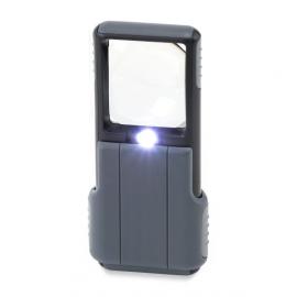 Carson PO-55 MiniBrite, powiększenie 5x, podświetleniem LED