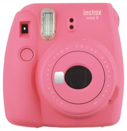 FujiFilm Instax Mini 9 flamingowy różowy