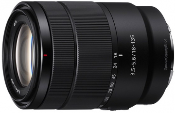 Sony E 18-135 mm f/3.5-5.6 OSS (SEL18135.SYX)