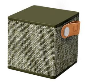 Fresh`n Rebel Bluetooth rockbox cube fabrick edition army