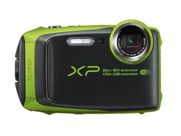 FujiFilm XP120 Zielony